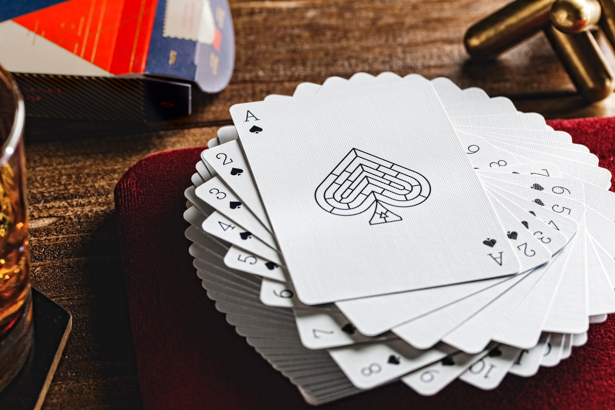 Lucy Draw Playing Cards | SDCO Partners
